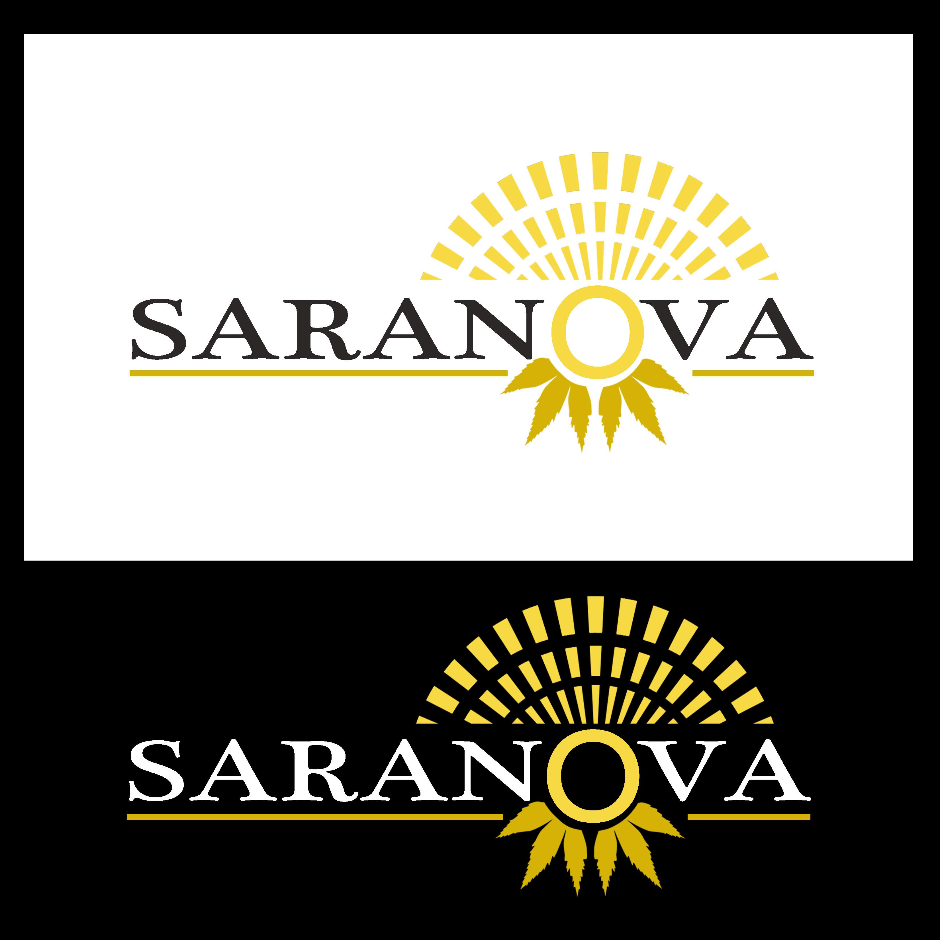 Logo Design by Allan Esclamado - Entry No. 56 in the Logo Design Contest Artistic Logo Design for Saranova.