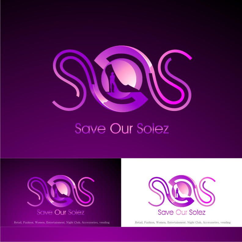 Logo Design by Muhammad Nasrul chasib - Entry No. 113 in the Logo Design Contest Captivating Logo Design for Save Our Solez.