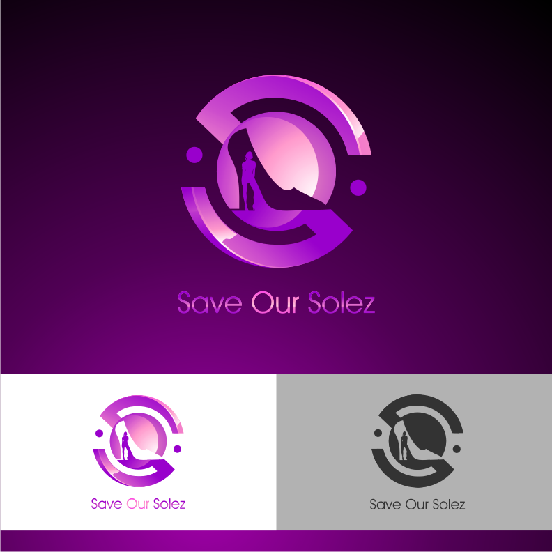 Logo Design by graphicleaf - Entry No. 116 in the Logo Design Contest Captivating Logo Design for Save Our Solez.