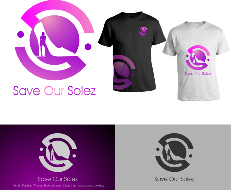 Logo Design by graphicleaf - Entry No. 117 in the Logo Design Contest Captivating Logo Design for Save Our Solez.