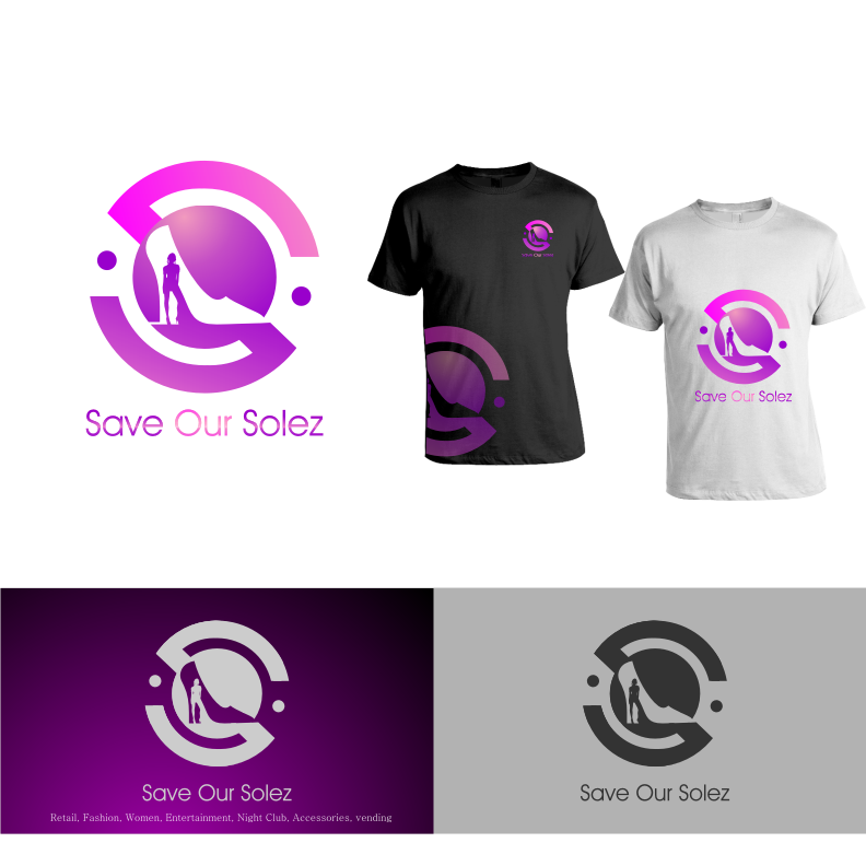 Logo Design by graphicleaf - Entry No. 118 in the Logo Design Contest Captivating Logo Design for Save Our Solez.