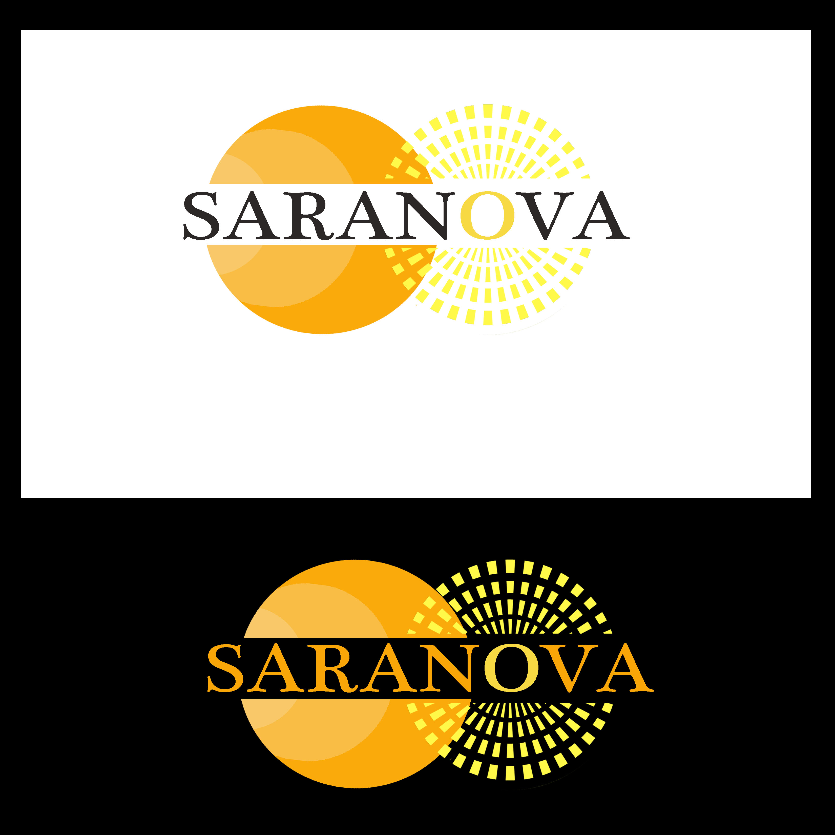 Logo Design by Allan Esclamado - Entry No. 63 in the Logo Design Contest Artistic Logo Design for Saranova.
