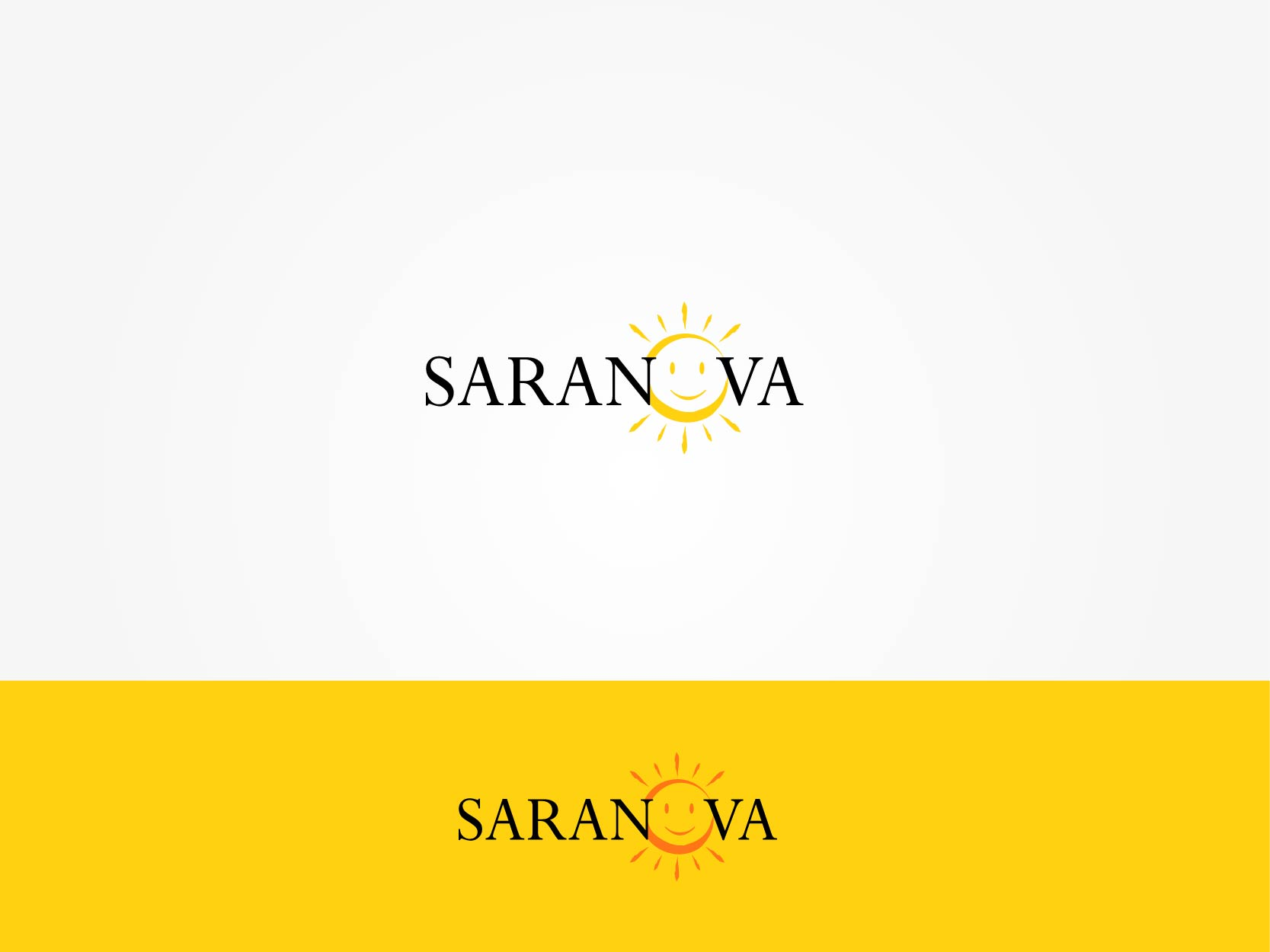 Logo Design by Osi Indra - Entry No. 70 in the Logo Design Contest Artistic Logo Design for Saranova.