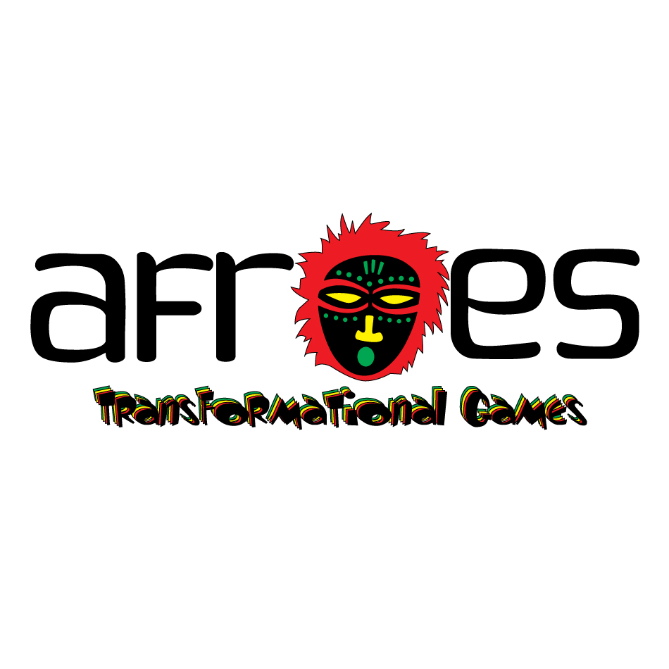 Logo Design by trav - Entry No. 18 in the Logo Design Contest Afroes Transformational Games.