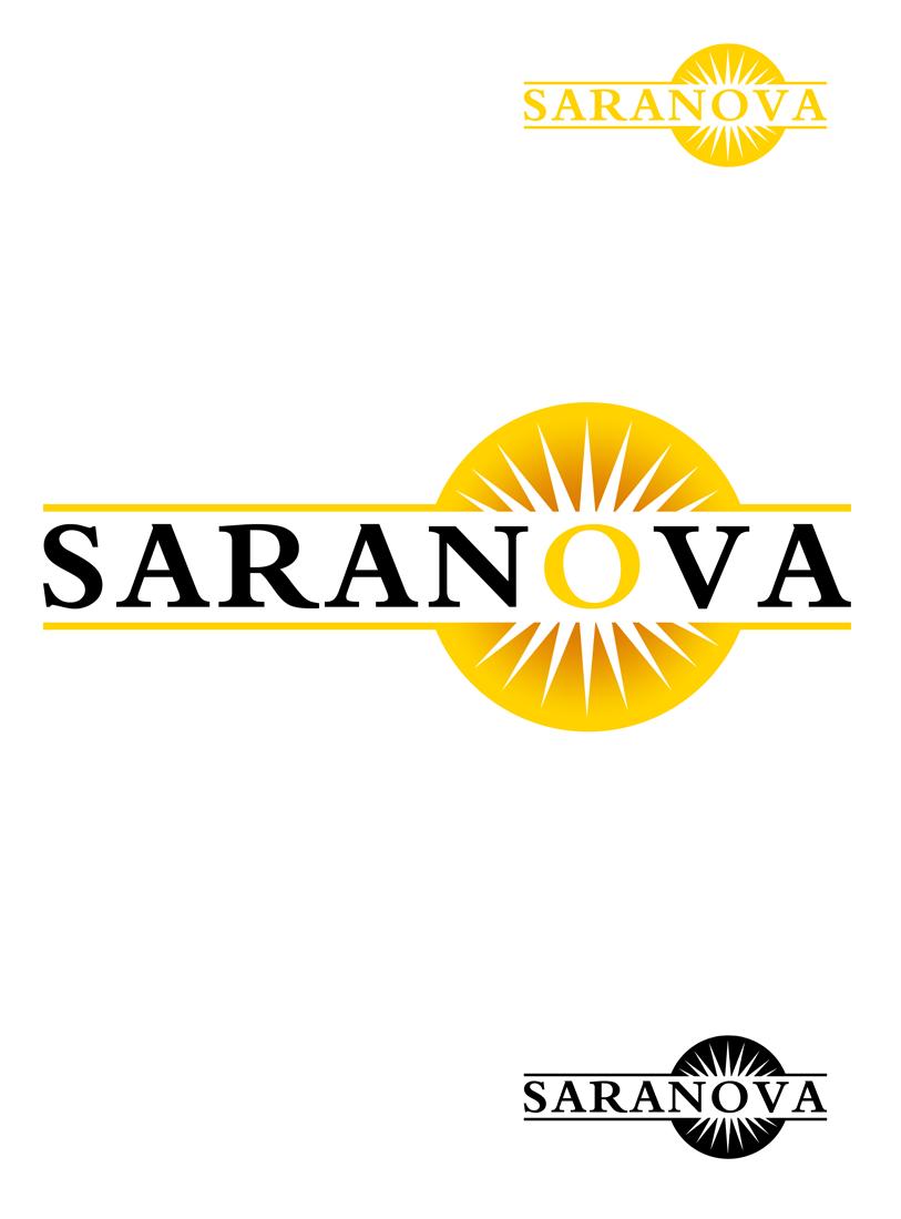Logo Design by Private User - Entry No. 82 in the Logo Design Contest Artistic Logo Design for Saranova.