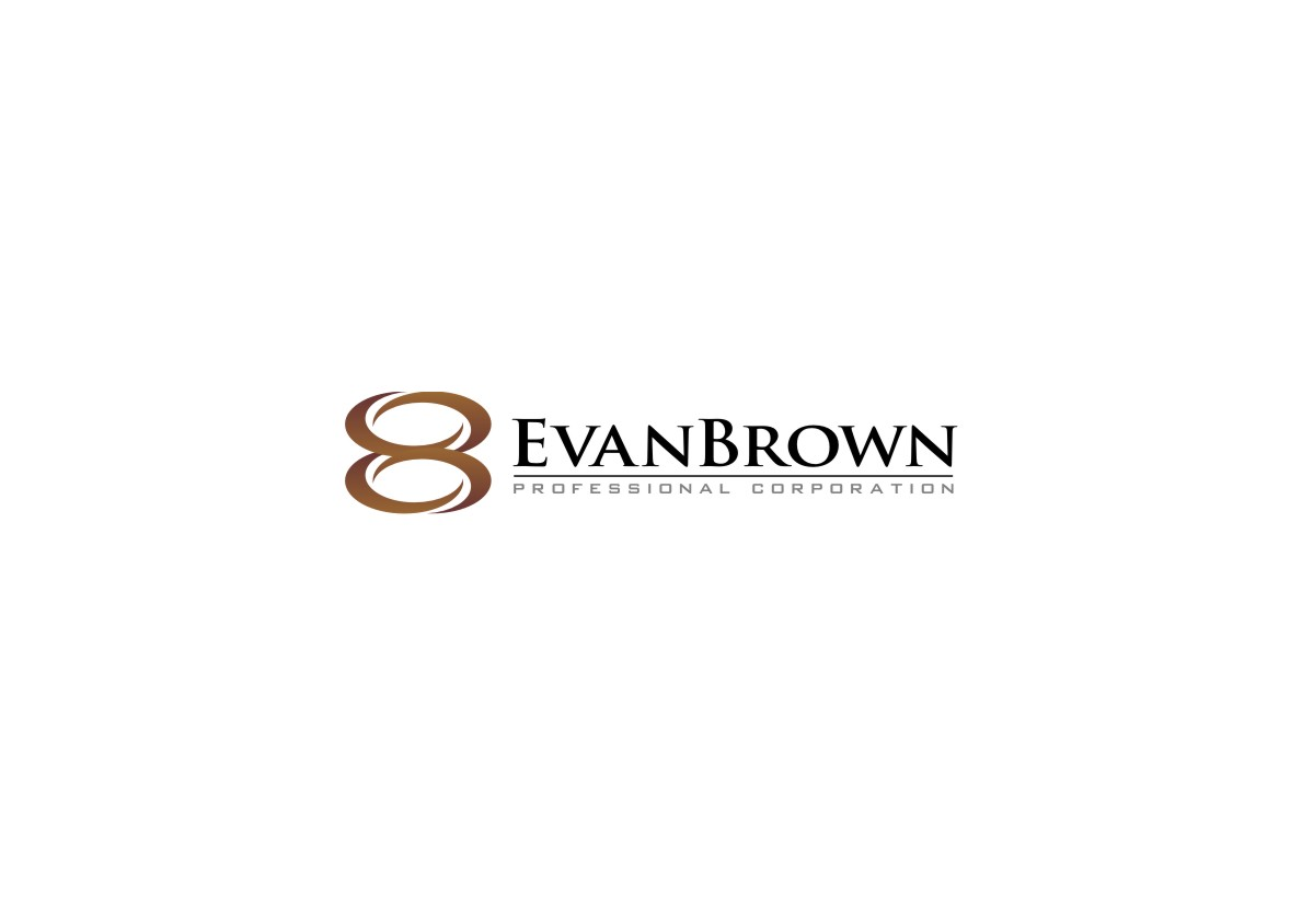 Logo Design by untung - Entry No. 235 in the Logo Design Contest Inspiring Logo Design for Evan Brown Professional Corporation.