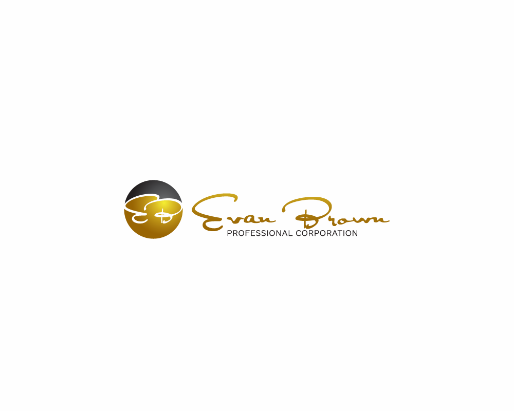 Logo Design by roc - Entry No. 236 in the Logo Design Contest Inspiring Logo Design for Evan Brown Professional Corporation.