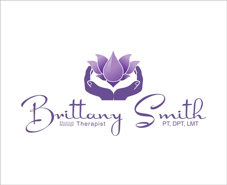 Logo Design by Mhon_Rose - Entry No. 35 in the Logo Design Contest Artistic Logo Design for my personal massage therapy business.