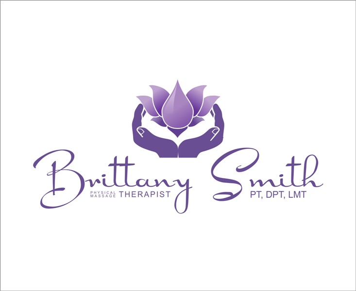 Logo Design by Mhon_Rose - Entry No. 36 in the Logo Design Contest Artistic Logo Design for my personal massage therapy business.