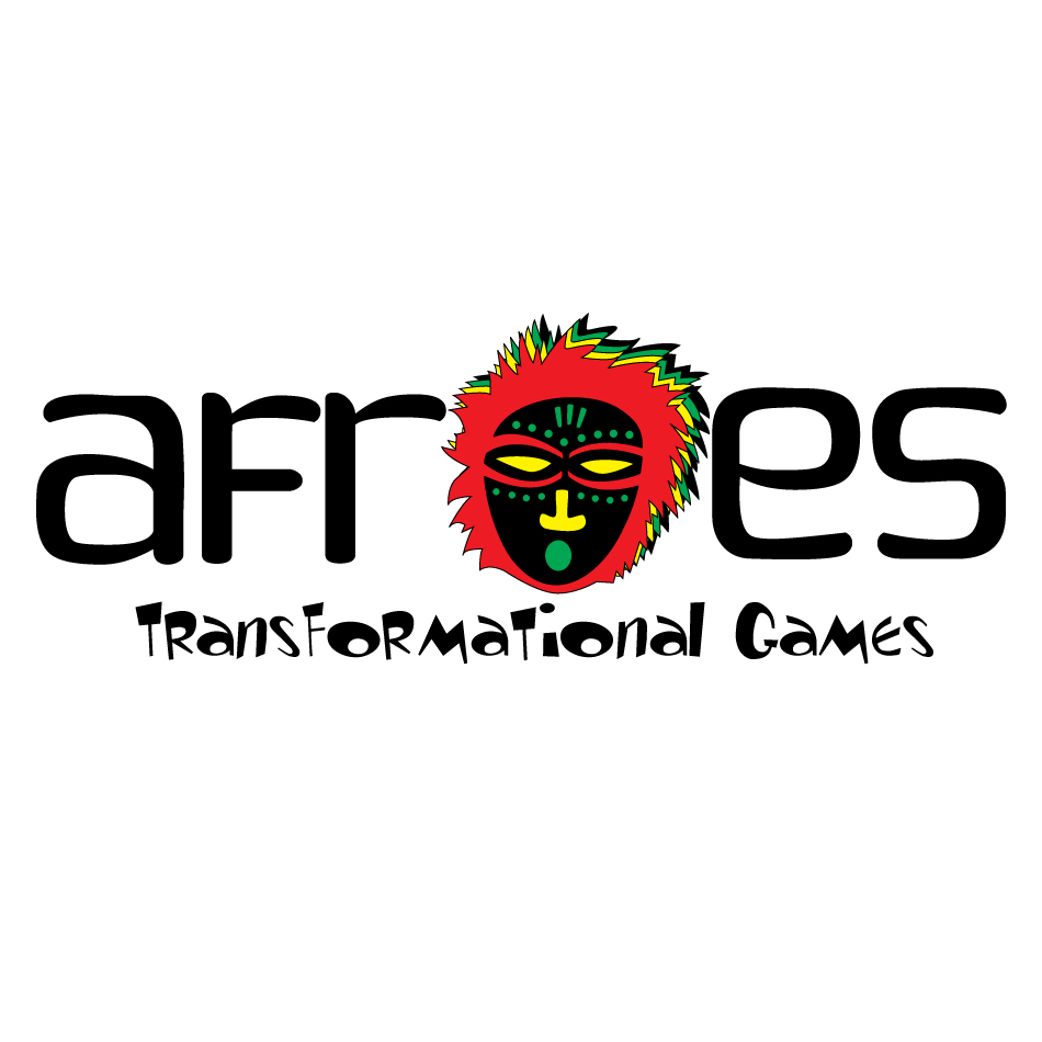 Logo Design by trav - Entry No. 19 in the Logo Design Contest Afroes Transformational Games.