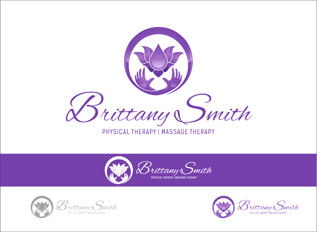 Logo Design by Armada Jamaluddin - Entry No. 39 in the Logo Design Contest Artistic Logo Design for my personal massage therapy business.