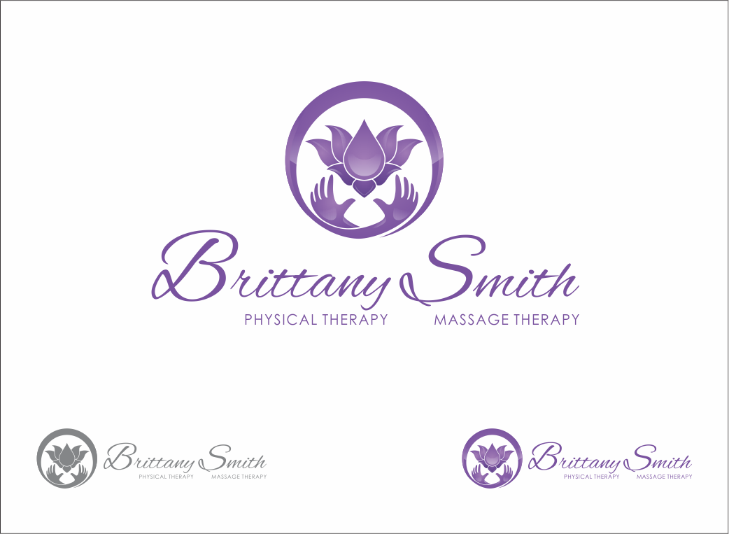 Logo Design by Armada Jamaluddin - Entry No. 40 in the Logo Design Contest Artistic Logo Design for my personal massage therapy business.