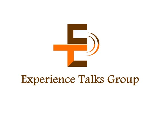 Logo Design by Ismail Adhi Wibowo - Entry No. 1 in the Logo Design Contest Captivating Logo Design for Experience Talks Group.