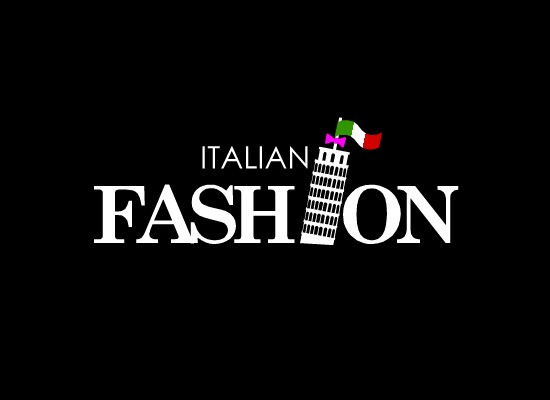 Logo Design by Ismail Adhi Wibowo - Entry No. 3 in the Logo Design Contest Logo for Web Page ItalianFashion.cz.