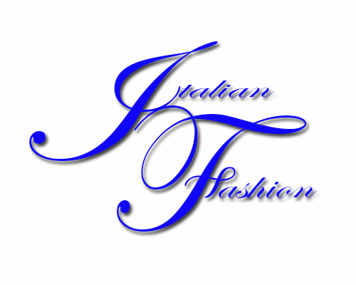 Logo Design by Private User - Entry No. 4 in the Logo Design Contest Logo for Web Page ItalianFashion.cz.