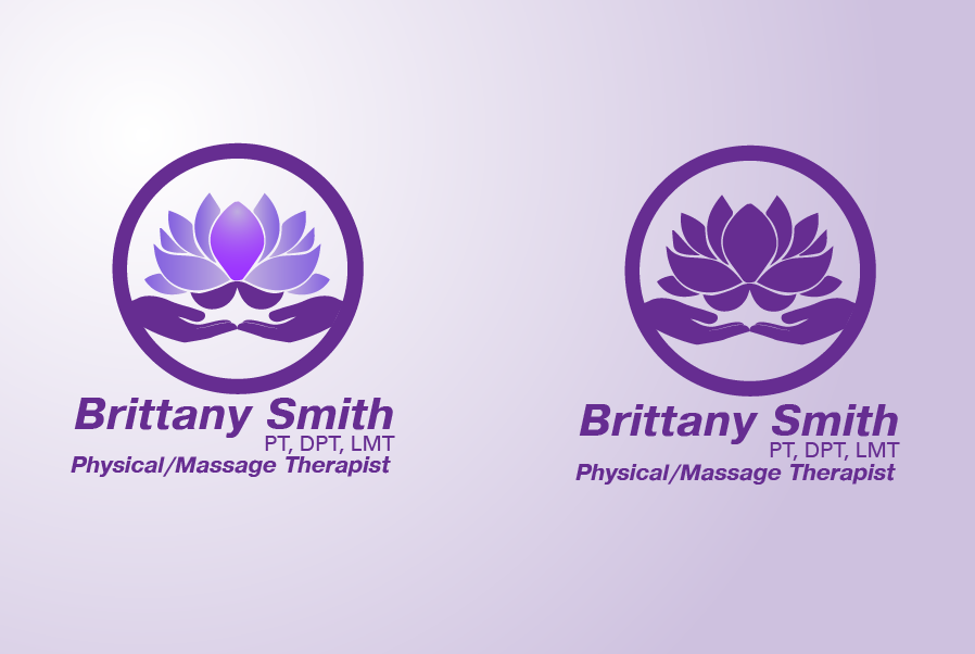 Logo Design by Private User - Entry No. 49 in the Logo Design Contest Artistic Logo Design for my personal massage therapy business.