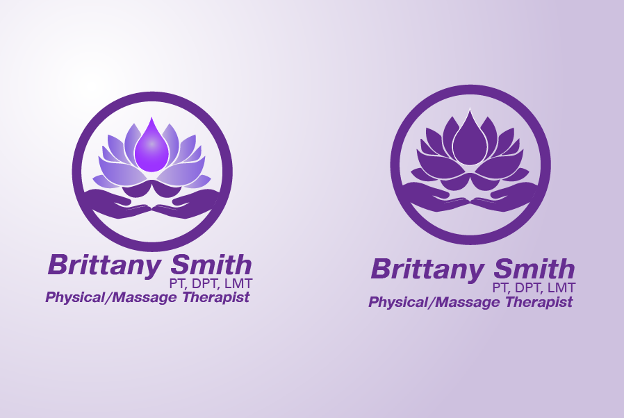 Logo Design by Private User - Entry No. 50 in the Logo Design Contest Artistic Logo Design for my personal massage therapy business.