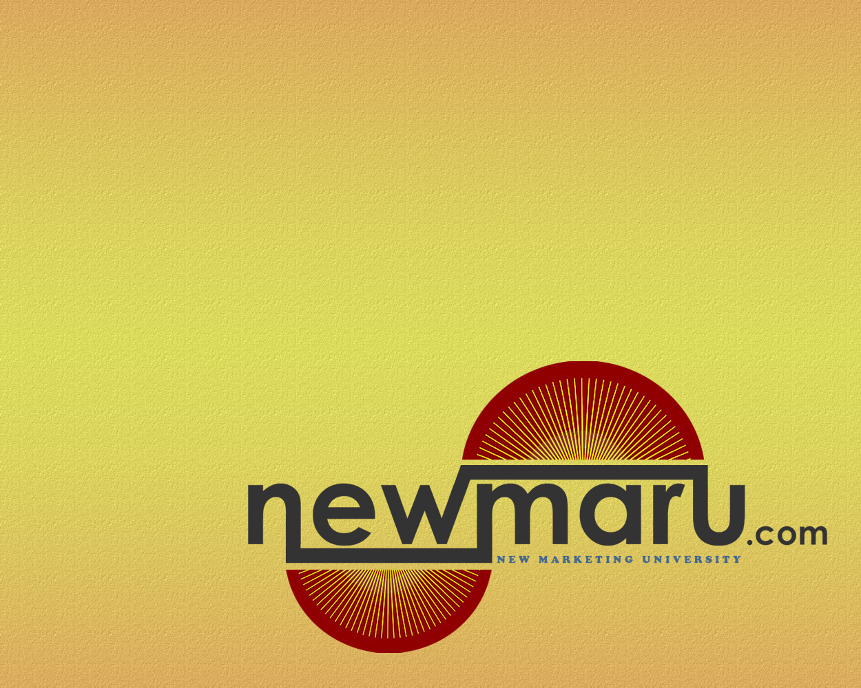 Logo Design by smokegroovechill - Entry No. 3 in the Logo Design Contest NewMarU.com (New Marketing University).