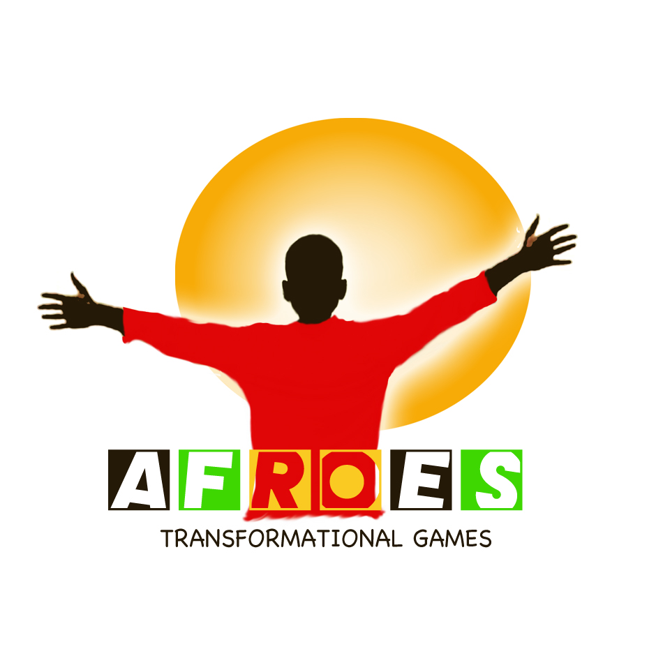 Logo Design by Pboy1 - Entry No. 20 in the Logo Design Contest Afroes Transformational Games.