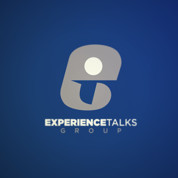 Logo Design by Private User - Entry No. 3 in the Logo Design Contest Captivating Logo Design for Experience Talks Group.