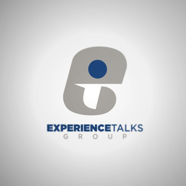 Logo Design by Private User - Entry No. 4 in the Logo Design Contest Captivating Logo Design for Experience Talks Group.