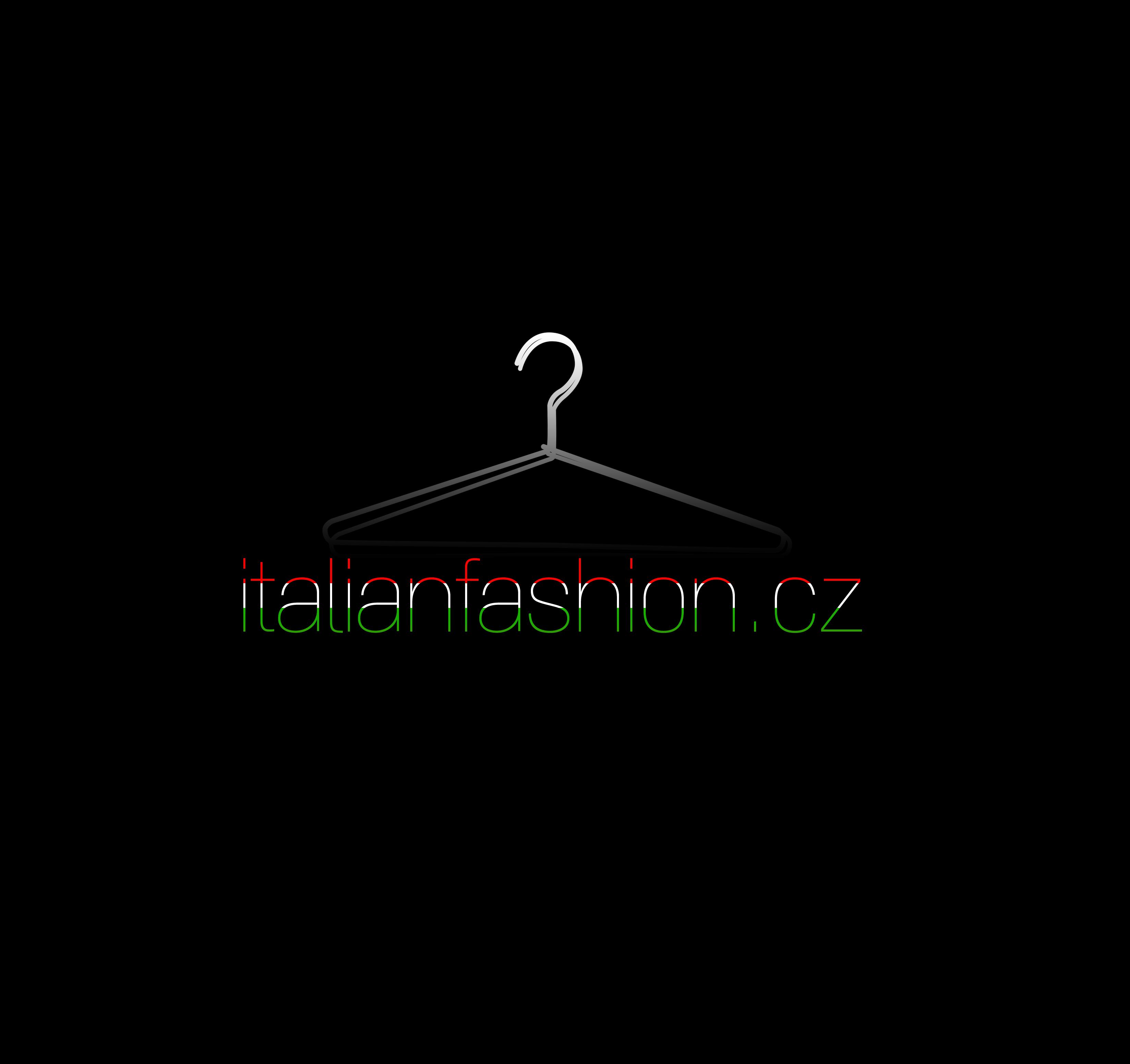 Logo Design by madis - Entry No. 10 in the Logo Design Contest Logo for Web Page ItalianFashion.cz.