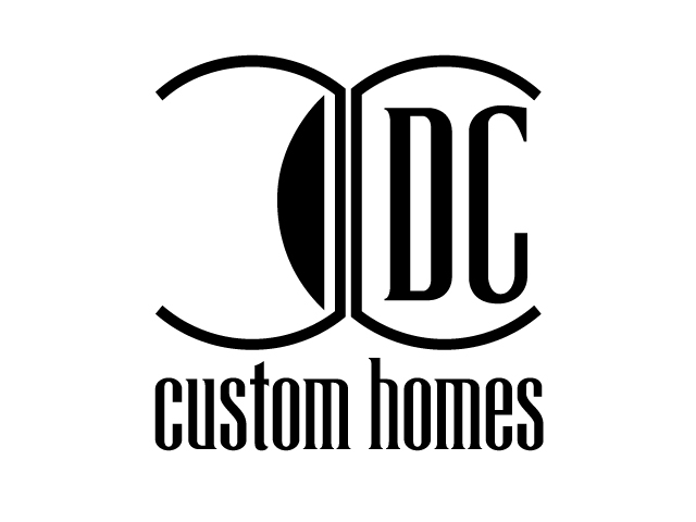 Logo Design by ronik.web - Entry No. 8 in the Logo Design Contest Creative Logo Design for DC Custom Homes.