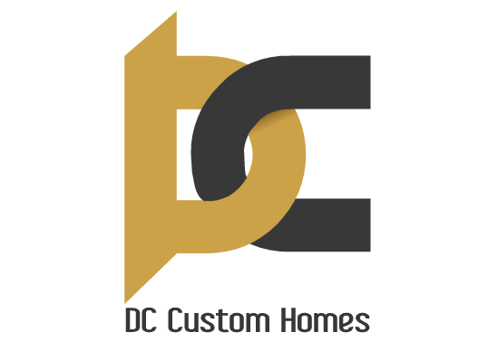 Logo Design by Ismail Adhi Wibowo - Entry No. 12 in the Logo Design Contest Creative Logo Design for DC Custom Homes.