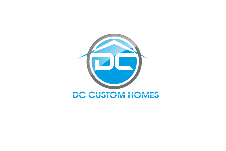 Logo Design by Private User - Entry No. 14 in the Logo Design Contest Creative Logo Design for DC Custom Homes.