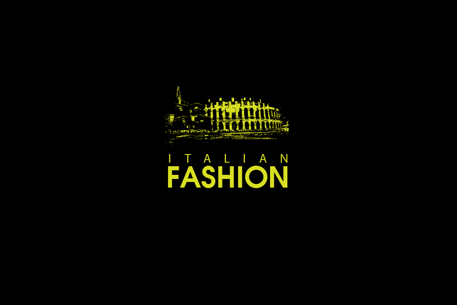 Logo Design by Private User - Entry No. 16 in the Logo Design Contest Logo for Web Page ItalianFashion.cz.