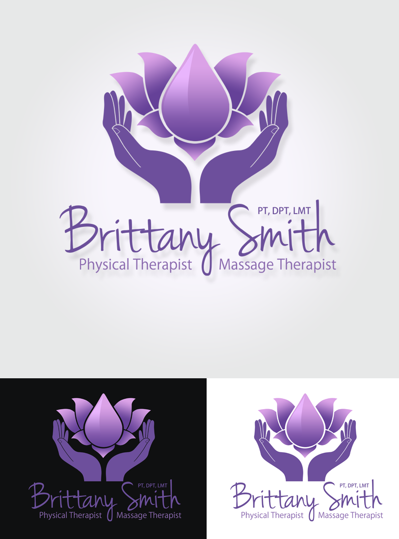 Logo Design by Private User - Entry No. 57 in the Logo Design Contest Artistic Logo Design for my personal massage therapy business.