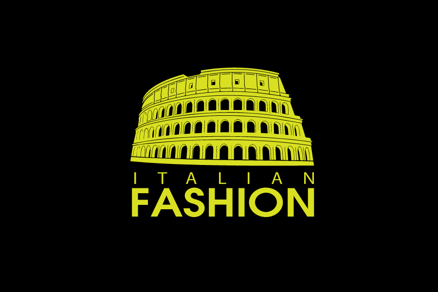 Logo Design by brands_in - Entry No. 17 in the Logo Design Contest Logo for Web Page ItalianFashion.cz.