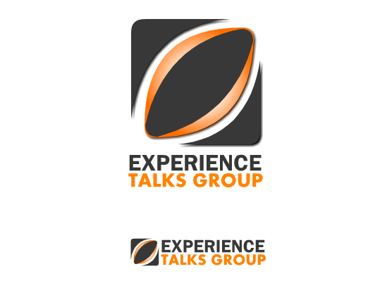 Logo Design by Ismail Adhi Wibowo - Entry No. 13 in the Logo Design Contest Captivating Logo Design for Experience Talks Group.