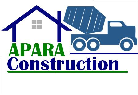 Logo Design by ArtmosphereInteractive - Entry No. 148 in the Logo Design Contest Apara Construction Logo Design.