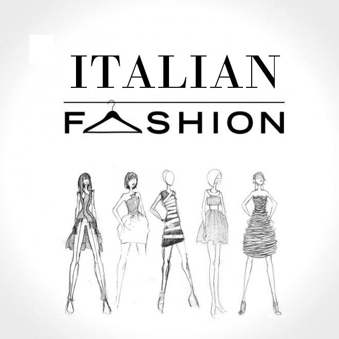 Logo Design by ArtmosphereInteractive - Entry No. 18 in the Logo Design Contest Logo for Web Page ItalianFashion.cz.