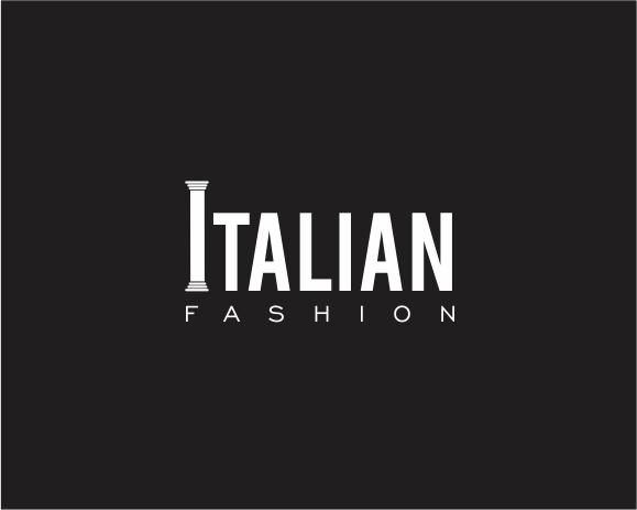Logo Design by ronny - Entry No. 23 in the Logo Design Contest Logo for Web Page ItalianFashion.cz.