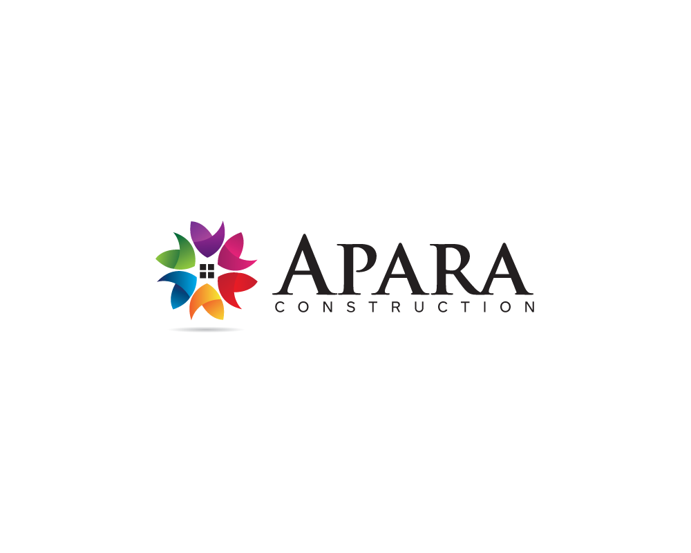 Logo Design by roc - Entry No. 149 in the Logo Design Contest Apara Construction Logo Design.