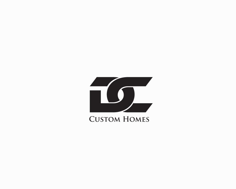 Logo Design by roc - Entry No. 26 in the Logo Design Contest Creative Logo Design for DC Custom Homes.