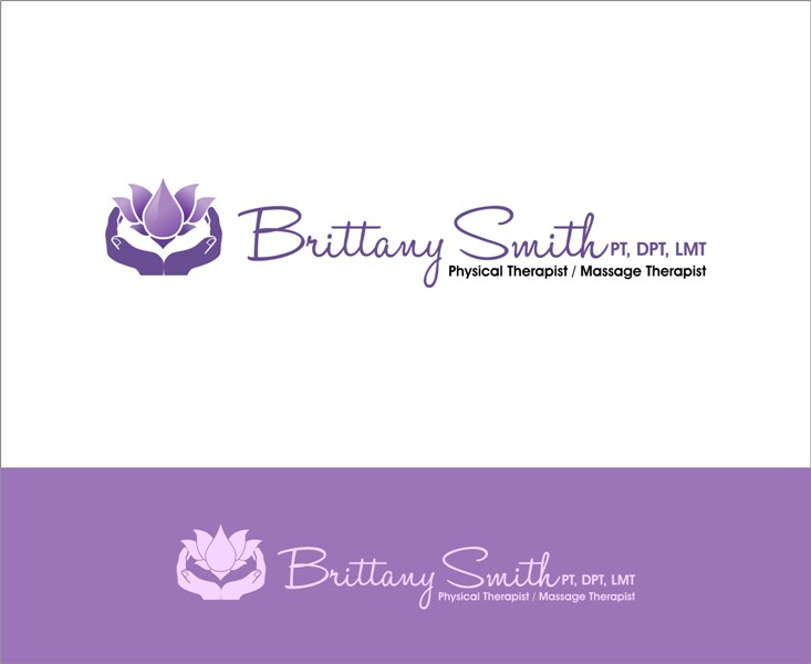 Logo Design by Mhon_Rose - Entry No. 68 in the Logo Design Contest Artistic Logo Design for my personal massage therapy business.