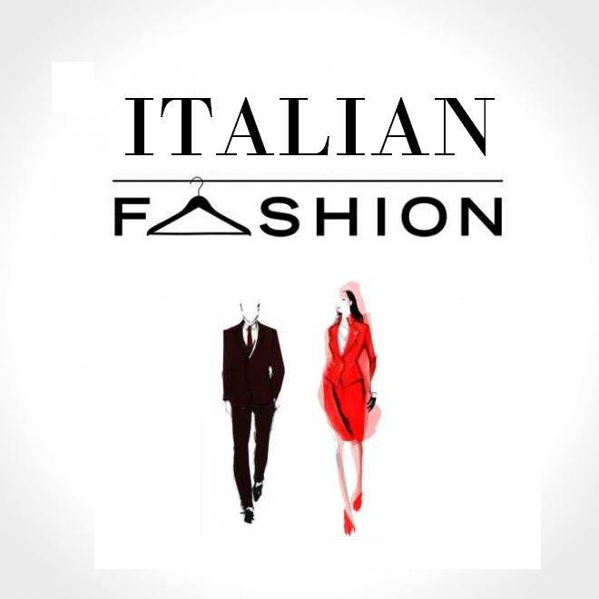 Logo Design by ArtmosphereInteractive - Entry No. 29 in the Logo Design Contest Logo for Web Page ItalianFashion.cz.