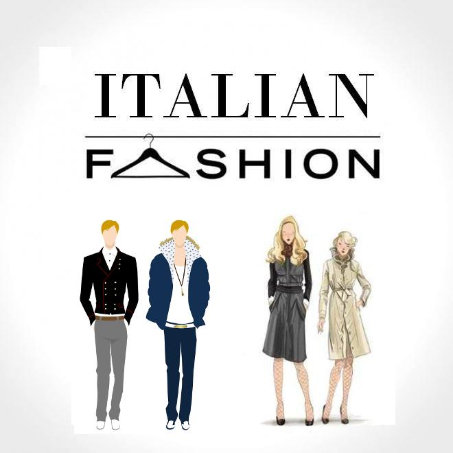 Logo Design by ArtmosphereInteractive - Entry No. 30 in the Logo Design Contest Logo for Web Page ItalianFashion.cz.