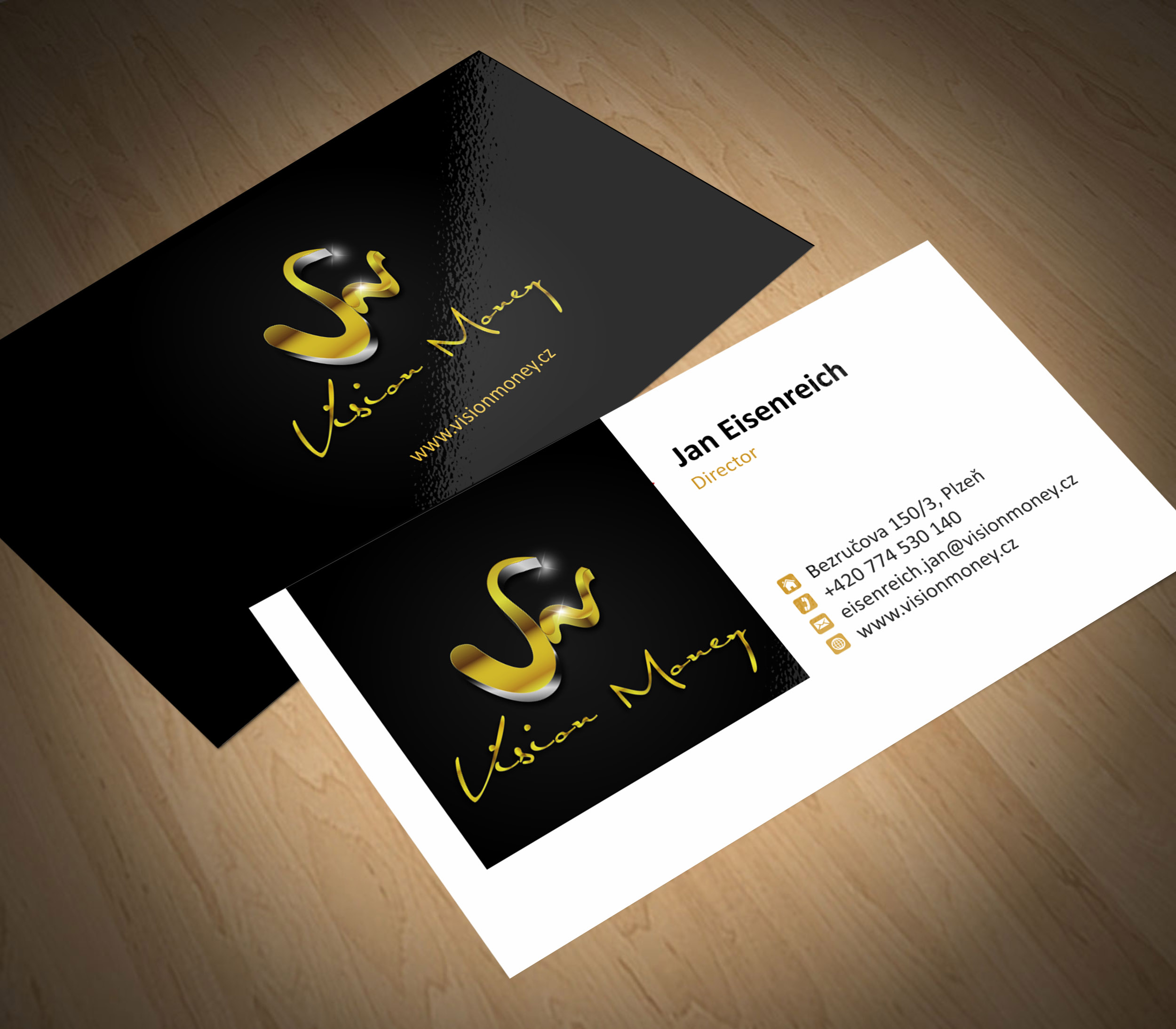 Business Card Design Contests » Captivating Business Card Design for ...