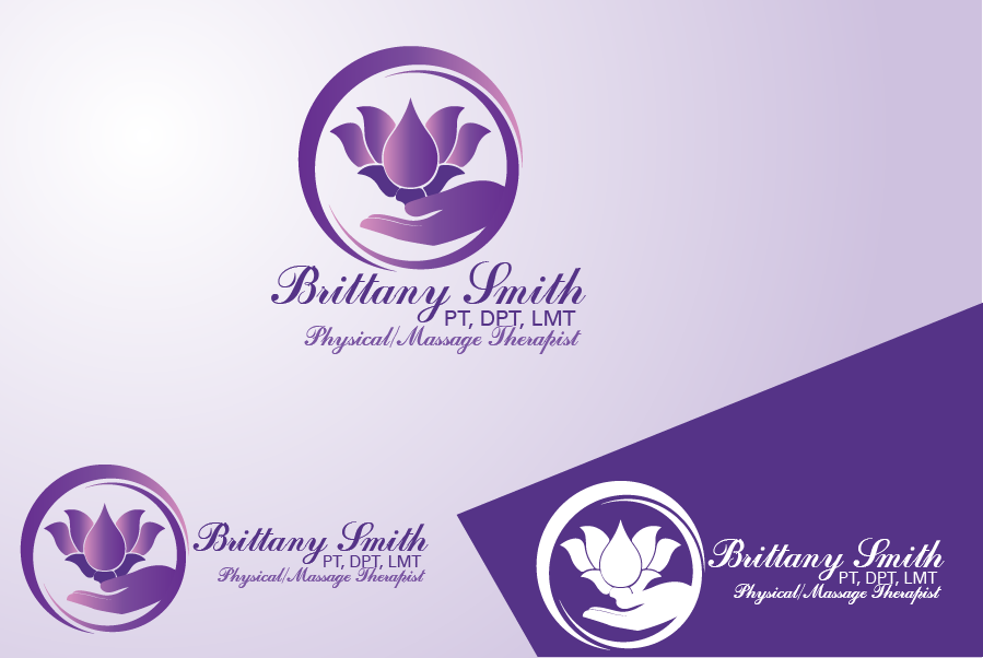Logo Design by Private User - Entry No. 71 in the Logo Design Contest Artistic Logo Design for my personal massage therapy business.