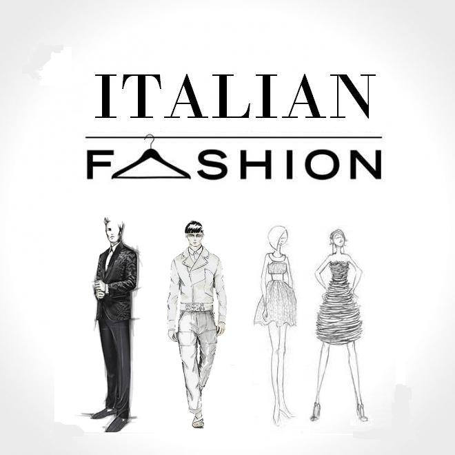Logo Design by ArtmosphereInteractive - Entry No. 33 in the Logo Design Contest Logo for Web Page ItalianFashion.cz.