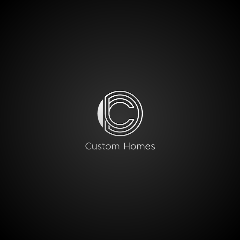 Logo Design by graphicleaf - Entry No. 34 in the Logo Design Contest Creative Logo Design for DC Custom Homes.