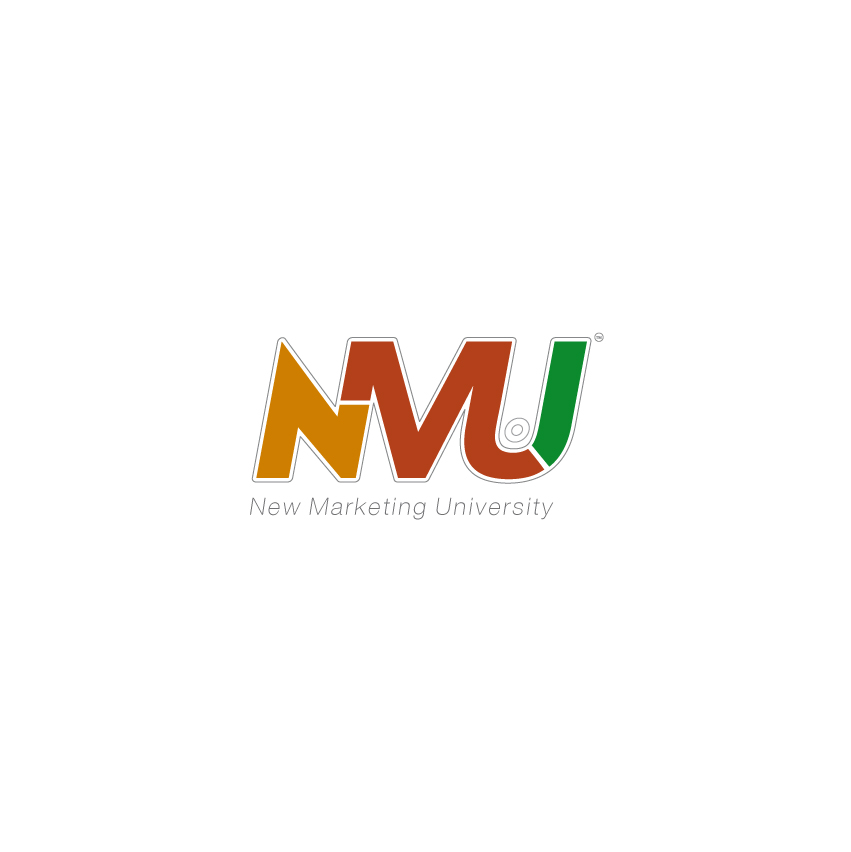 Logo Design by alexgraphic - Entry No. 14 in the Logo Design Contest NewMarU.com (New Marketing University).