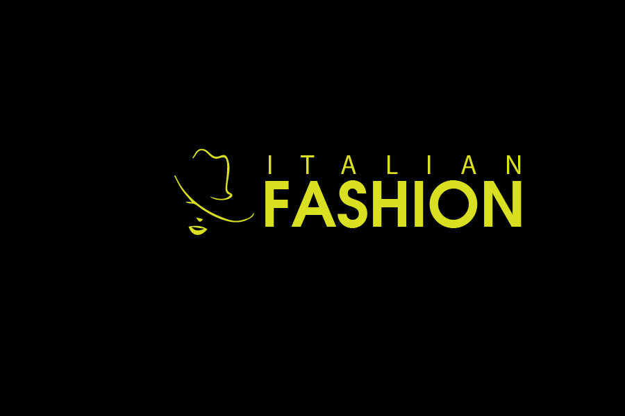 Logo Design by Private User - Entry No. 35 in the Logo Design Contest Logo for Web Page ItalianFashion.cz.