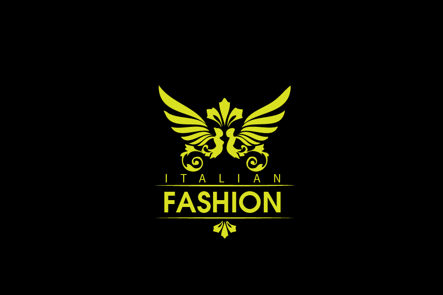 Logo Design by Private User - Entry No. 37 in the Logo Design Contest Logo for Web Page ItalianFashion.cz.