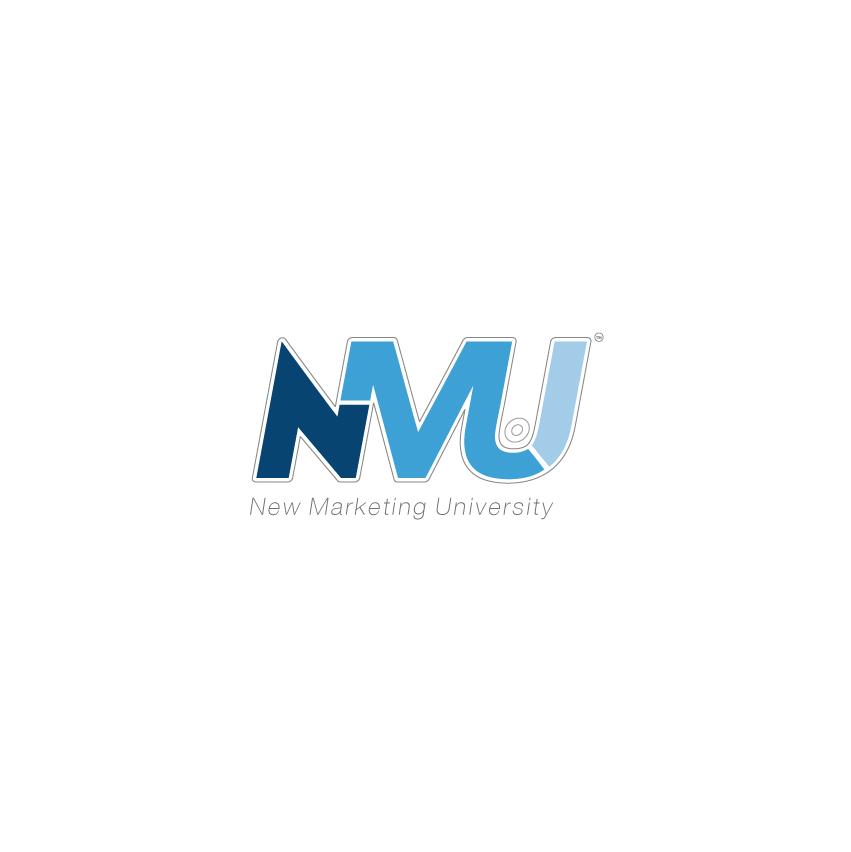 Logo Design by alexgraphic - Entry No. 15 in the Logo Design Contest NewMarU.com (New Marketing University).
