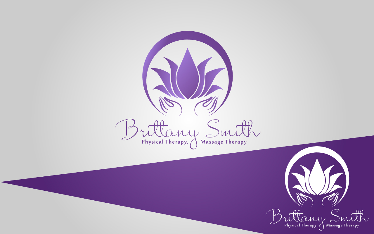 Logo Design by Jagdeep Singh - Entry No. 79 in the Logo Design Contest Artistic Logo Design for my personal massage therapy business.